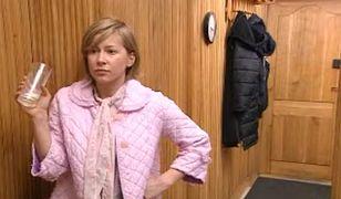 Kasia Warnke już dawno kradła show na ekranie. Na tych zdjęciach trudno ją rozpoznać