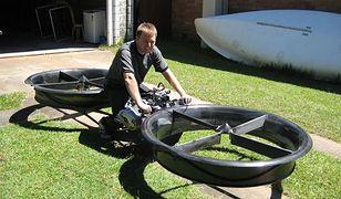 Armia przesiada się na hoverbike'i. Co potrafi latający motocykl?