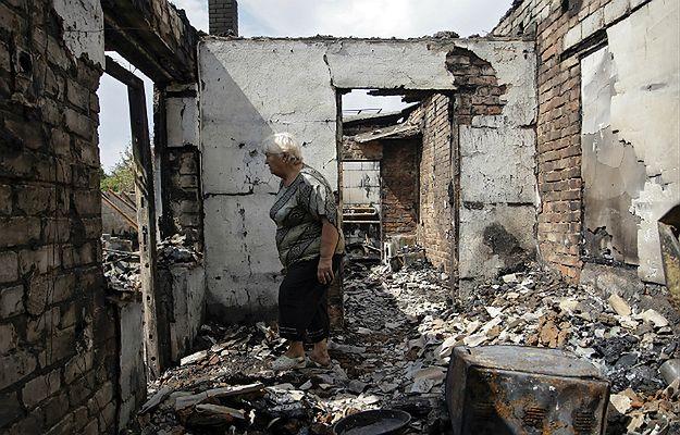 Konflikt na Ukrainie. Ponad 2 mln mieszkańców uciekło z Donbasu