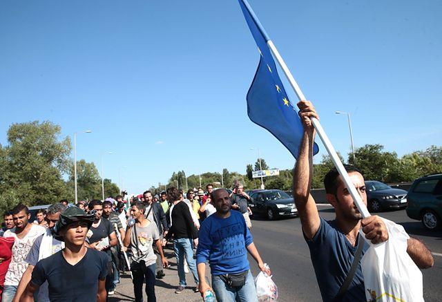 Marsz autostradą