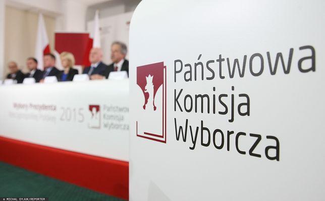 Państwowa Komisja Wyborcza pracuje nad weryfikacją podpisów na listach