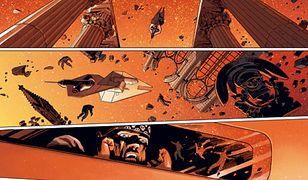 Universal War One: recenzja komiksów wydawnictwa Elemental