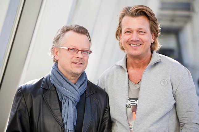 Piotr Szwedes i Jarosław Jakimowicz, nagranie programu Pytanie na śniadanie, 22.05.2015