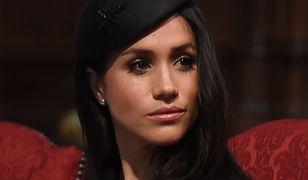 37-letnia księżna Meghan zerwała ze swoim ojcem kontakt wiele miesięcy temu