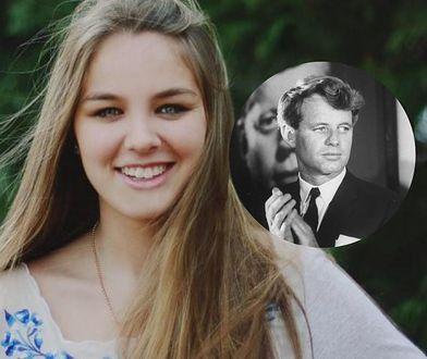 Wnuczka Roberta F. Kennedy'ego Saoirse Kennedy Hill przedawkowała narkotyki