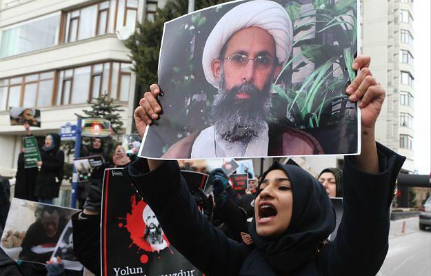 Egzekucja szyickiego duchownego wywołała demonstracje w wielu krajach
