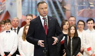 """Ustawa dyscyplinująca sędziów. Przekaz prezydenta: ani kroku w tył.  """"Polacy chcą radykalnych zmian"""""""