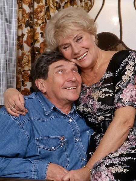 Byli niezwykle dobranym małżeństwem