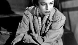 Danuta Szaflarska aktorka filmowa i teatralna, która wystąpiła w ponad 40 rolach filmowych i ponad 80 teatralnych