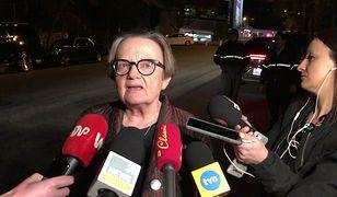 """Oscary 2019: Agnieszka Holland ocenia zagraniczne szanse aktorów """"Zimnej wojny"""""""
