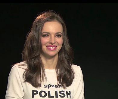 Anna Wendzikowska zaliczyła wpadkę