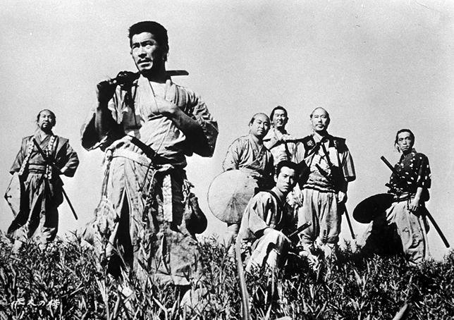 Siedmiu samurajów (Shichinin no samurai)