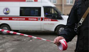Rosja. Atak nożownika w Jekaterynburgu. Nie żyją trzy osoby