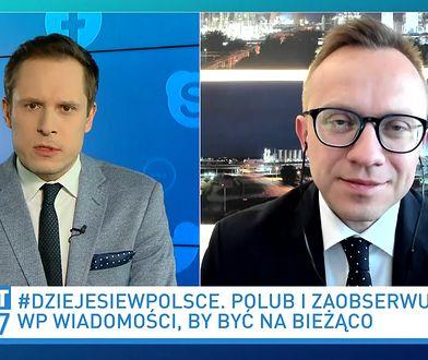 """""""Pani zwariowała"""". Kłótnia w programie na żywo. Wiceminister z PiS Artur Soboń przeprasza Izabelę Leszczynę"""