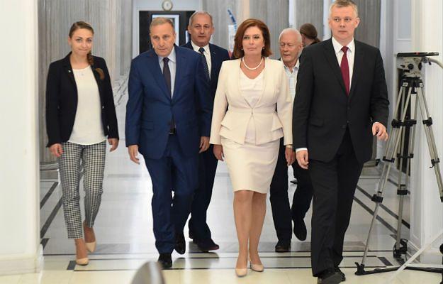 Politycy PO po spotkaniu zarządu krajowego partii