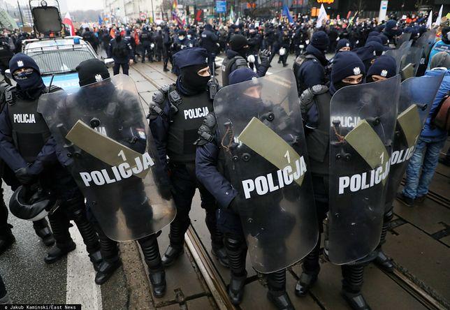 Strajk Kobiet. Sprawa 14-latka z Krapkowic. Komendant policji odchodzi (zdjęcie ilustracyjne)