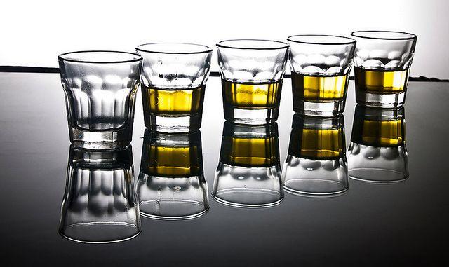 Alergia na alkohol