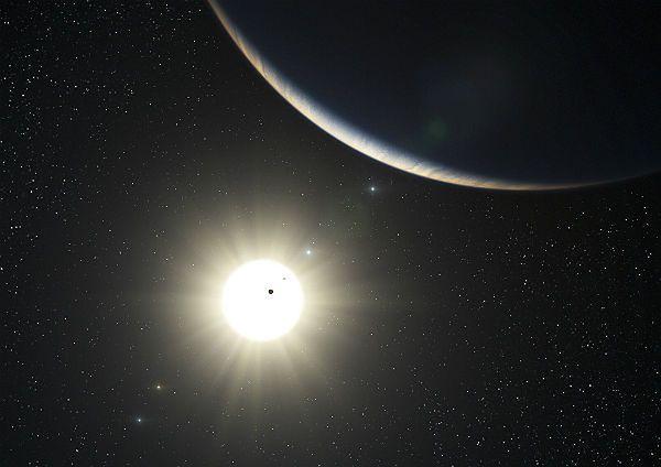 Polscy astronomowie odkryli zimną Ziemię w układzie dwóch gwiazd