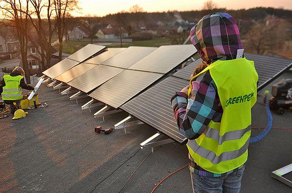 Wielkopolska walczy o mikroelektrownie słoneczne
