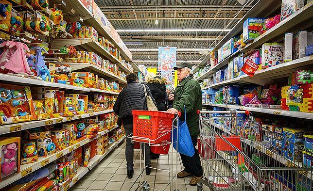 59 proc. badanych stwierdziło, że nie odczuła ograniczenia w handlu
