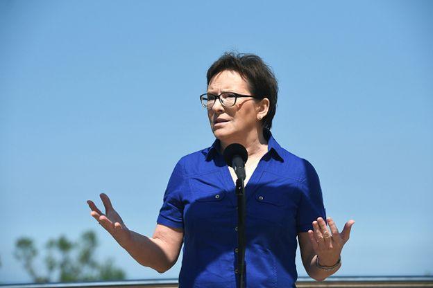 Ewa Kopacz: niech PiS odpowie, czy jest za finansowaniem partii z budżetu