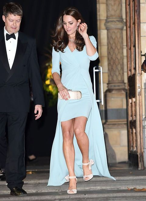 Kate Middleton coraz odważniejsza