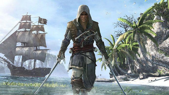 E3: Arrrr, czyli zwiastun z Assassin's Creed Black Flag