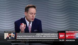 """Jadwiga Emilewicz z synami na stoku. Dr Grzesiowski: """"Zachowanie moralnie naganne"""""""