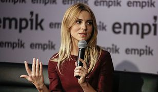 Kasia Tusk przyznała, że nie zmieniła opon