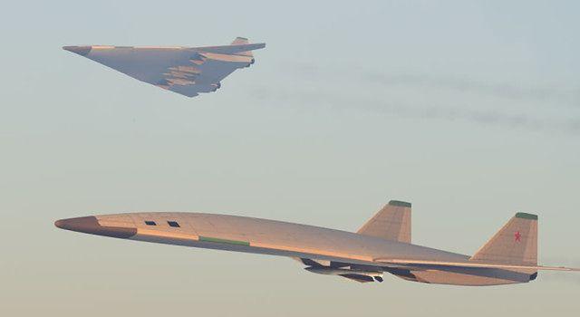 Rosja daje zielone światło dla bombowca PAK-DA