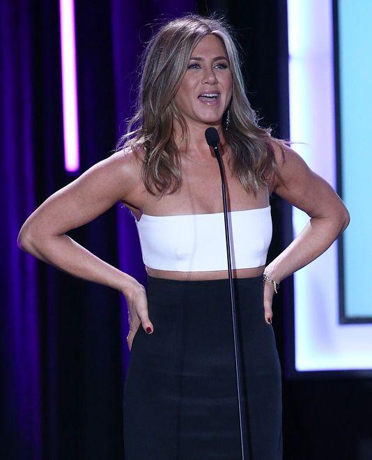 Jennifer Aniston skomentowała doniesienia o swojej ciąży