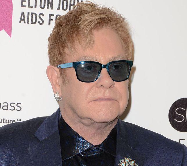 Elton John oskarżony o molestowanie seksualne