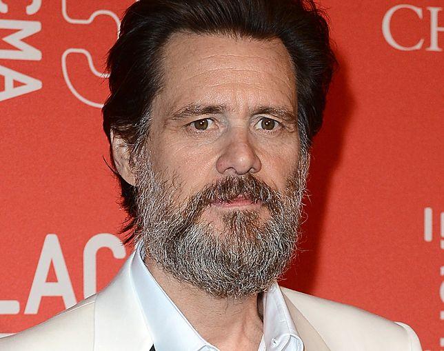 Jim Carrey: fani przerażeni zdjęciem, które aktor zamieścił w sieci