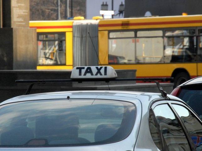 Majowe kontrole taksówek. Nieprawidłowości w ponad połowie