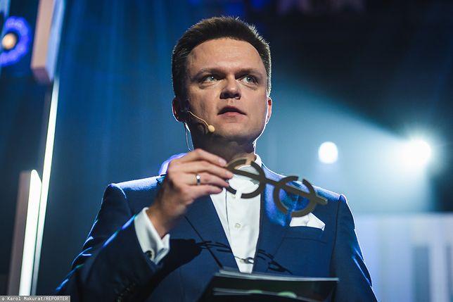 """Szymon Hołownia zakończył pracę przy """"Mam Talent"""""""
