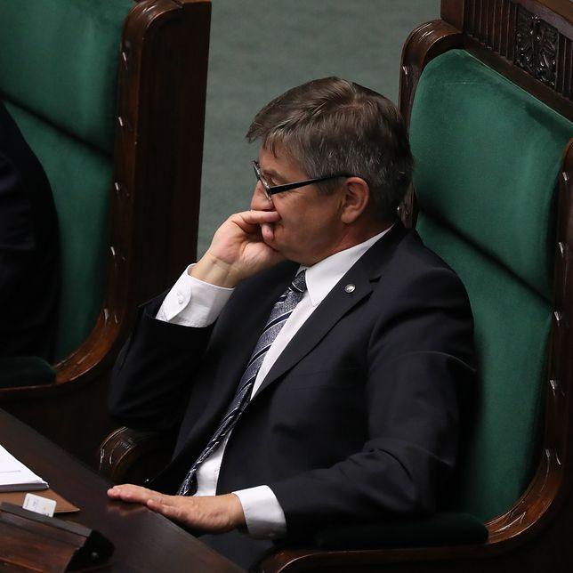 Urzędnicy Marka Kuchcińskiego nie odpowiedzieli, za co przyznano nagrody