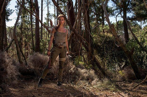 """Alicia Vikander lepsza niż Angelina Jolie? Zobacz pierwszy zwiastun filmu """"Tomb Raider"""" [WIDEO]"""