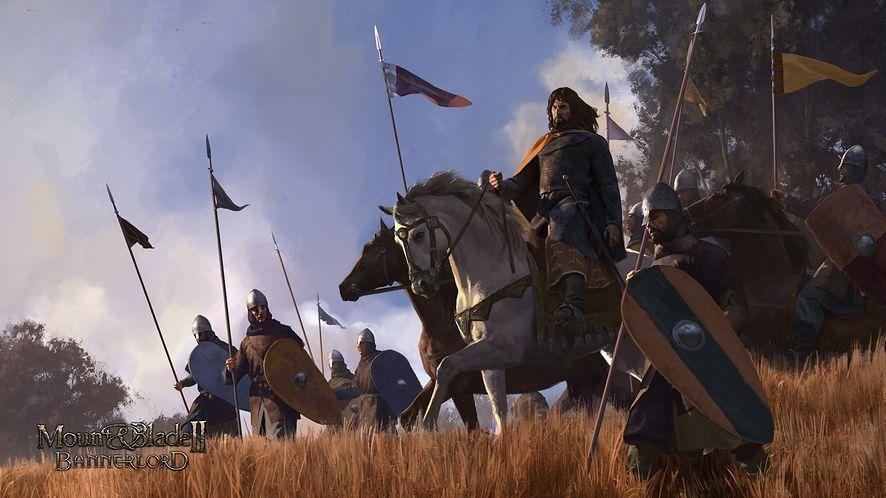 Mount&Blade II : Bannerlord – pierwsze wrażenia