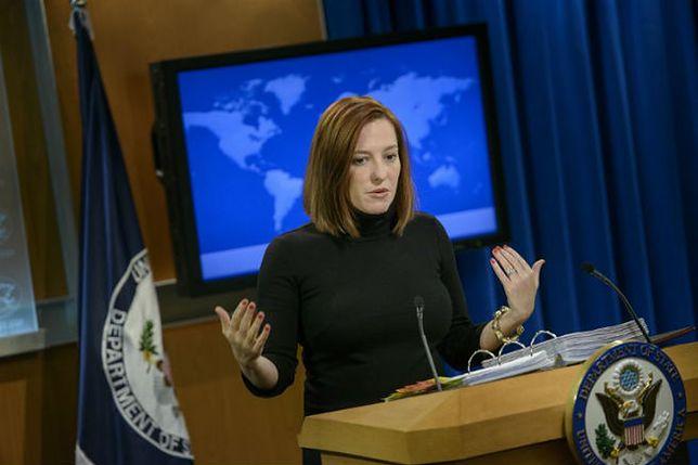 USA: wspieranie separatystów przez Rosję podważa dyplomację międzynarodową