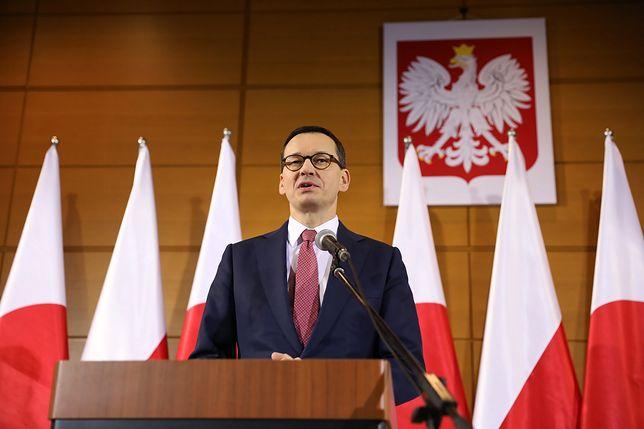 Premier Mateusz Morawiecki wprowadził stopnie alarmowe w związku z 75. rocznicą wyzwolenia obozu w Auschwitz