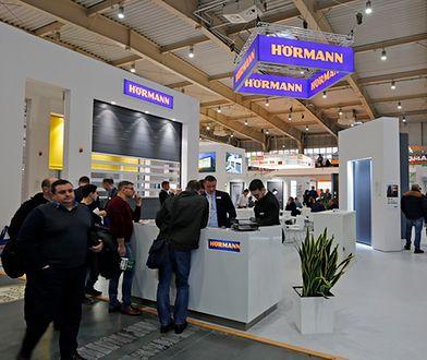 Aż cztery produkty marki Hörmann nagrodzone zostały Złotymi Medalami MTP targów Budma 2018
