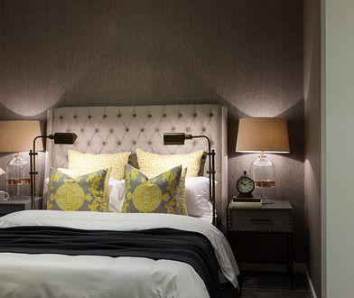 Metamorfoza małej sypialni – tania i efektowna