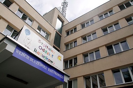 Warszawski szpital odmawia sprzętu od WOŚP