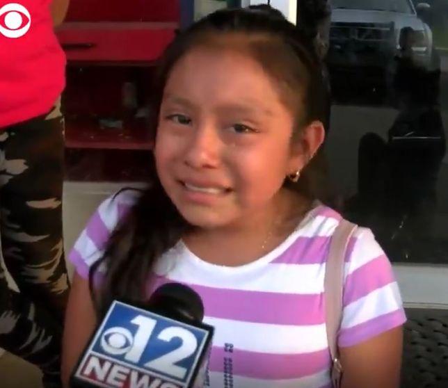 Ojciec 11-letniej Magdaleny został aresztowany przez agencję imigracyjną ICE