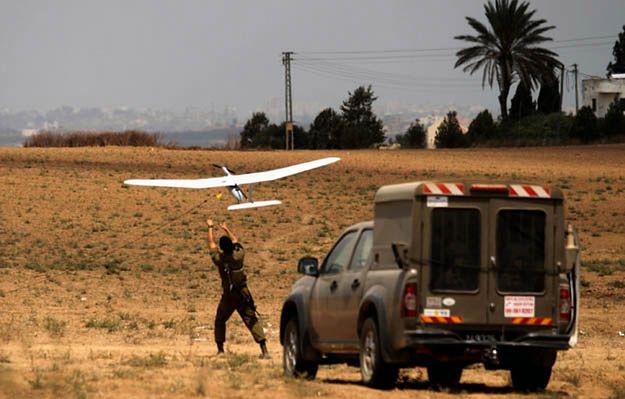 Hezbollah odnalazł rozbity izraelski samolot bezzałogowy