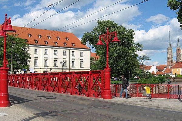 Piesi zapłacą za przejście przez Most Piaskowy