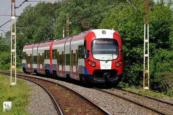 Kontrola pociągów WKD. Zabójcza temperatura w wagonach