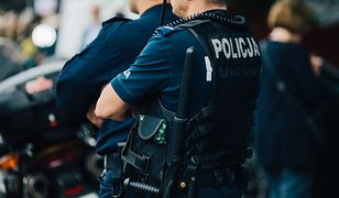 Policjanci przez prawie 40 minut szukali rodziców chłopca