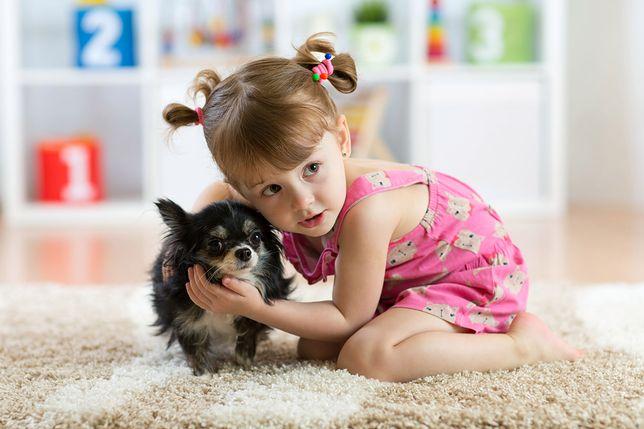 Posiadanie psa w rodzinie ma niebanalny wpływ na rozwój dzieci