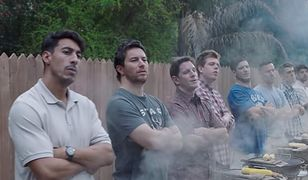 Kadr z reklamy Gillette